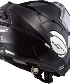 Casco moto VALIANT-SOLID modular