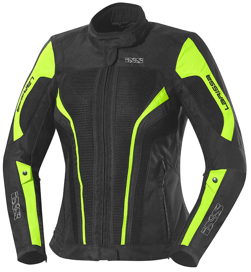 7859199c0c5 Chaqueta IXS LARISSA mujer. Chaqueta textil de moto ideal para verano