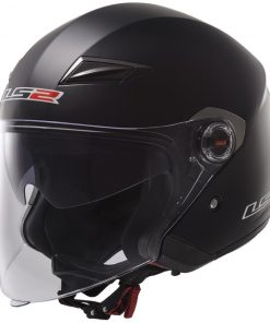Casco moto LS2 TRACK SOLID Pirata motos