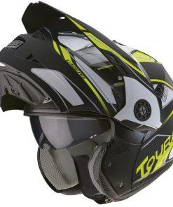 Casco moto TOURMAX MARATHON modular