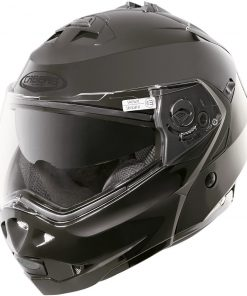 Casco moto DUKE-2-SMART-BLACK modular