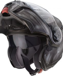 Casco moto DROID-IRON modular pirata motos