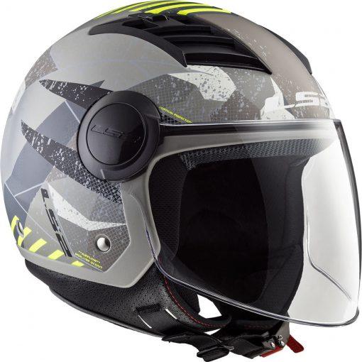 Casco moto LS2 AIRFLOW CAMO