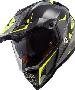 Casco moto LS2 PIONEER RING