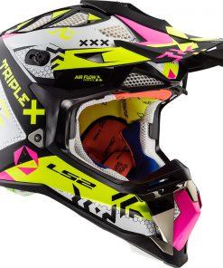 Casco moto LS2 SUBVERTER TRIPLEX