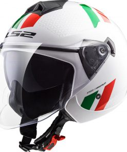 Casco moto LS2 TWISTER COMBO