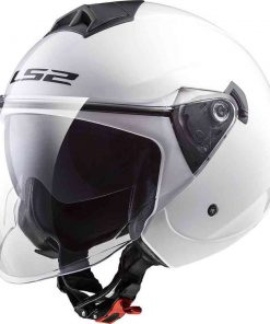 Casco moto LS2 TWISTER SOLID
