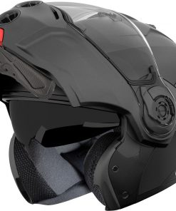 Casco moto DROID modular pirata motos