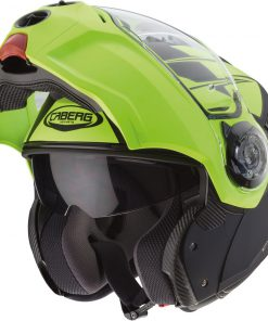 Casco moto DROID-PATRIOT modular