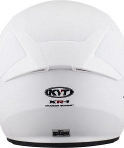 Casco moto KYT KR-1 PLAIN