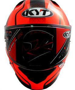 Casco moto KYT NF-R HYPER