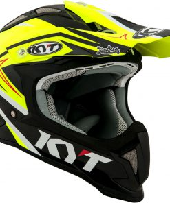 Casco moto KYT STRIKE EAGLE SIMPSON
