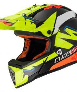 Casco moto LS2 FAST VOLT