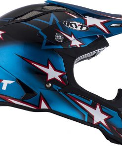 Casco moto KYT STRIKE EAGLE FEBVRE