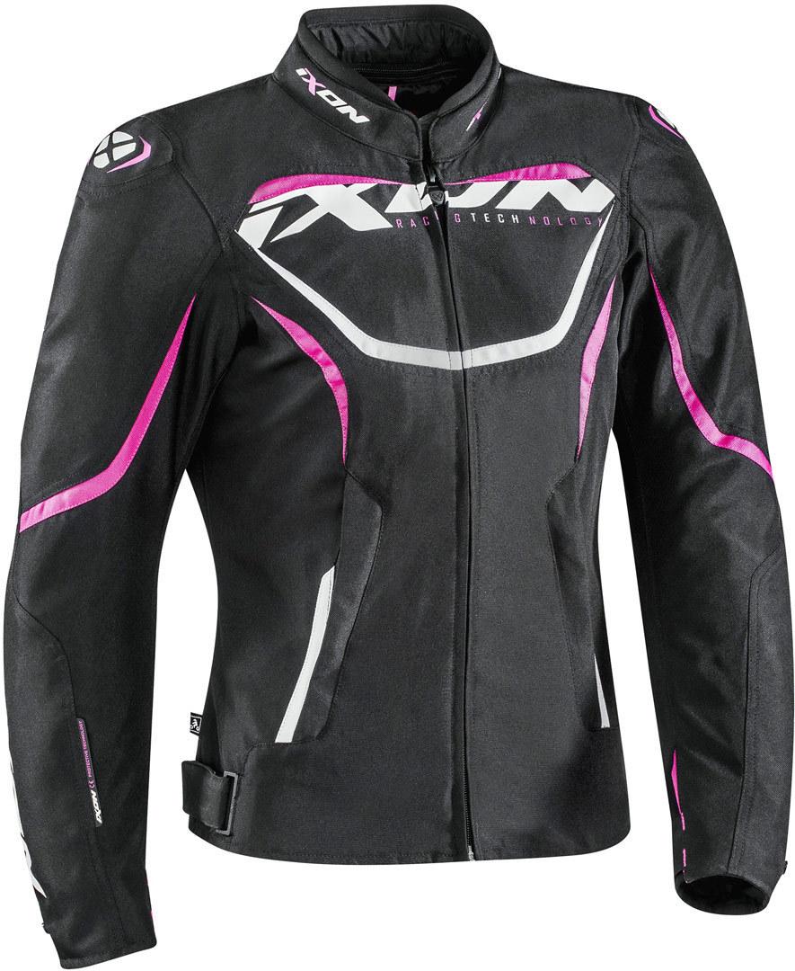 0fe10edac7c Chaqueta IXON SPRINTER mujer. Chaqueta de moto textil invierno verano