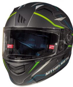 Casco moto MT KRE SV INTREPID