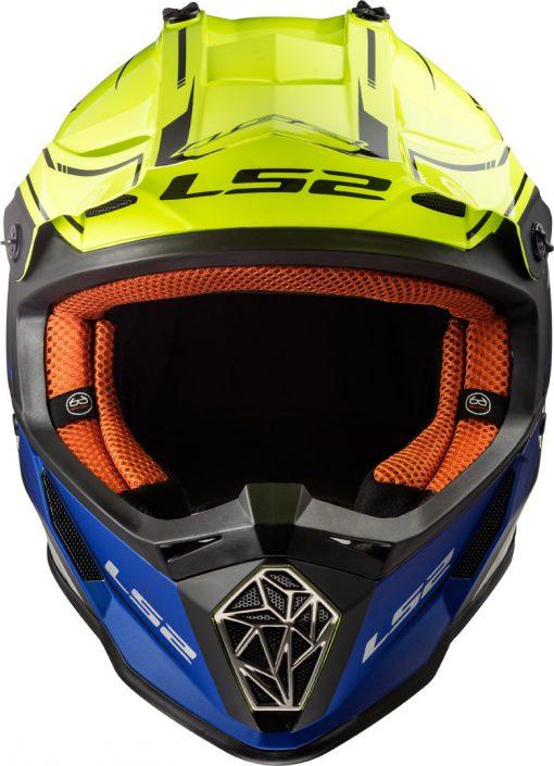 Casco moto LS2 FAST CORE