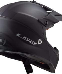 Casco moto LS2 FAST SOLID