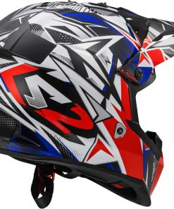 Casco moto LS2 FAST STRONG