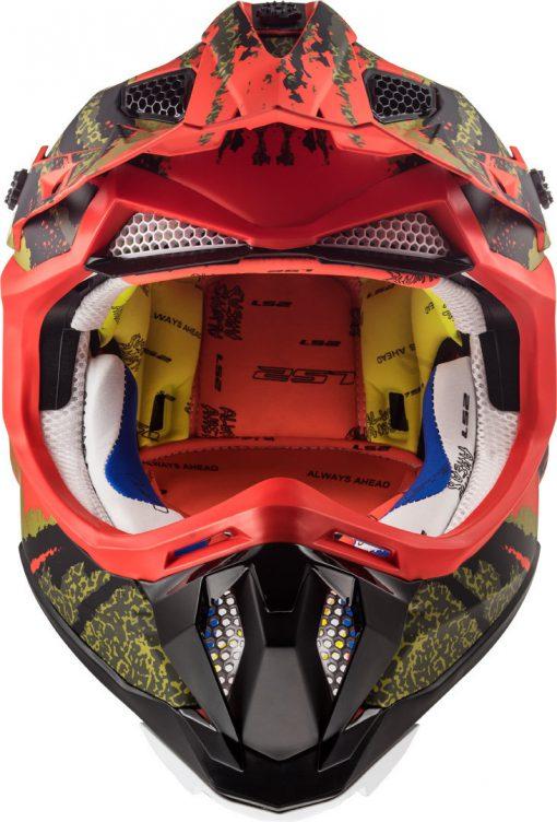 Casco moto LS2 SUBVERTER CLAW