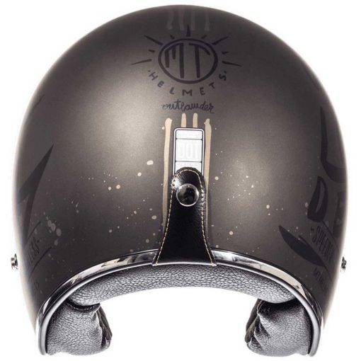 casco Mt Helmets Le Mans 2 SV Outlander pirata motos