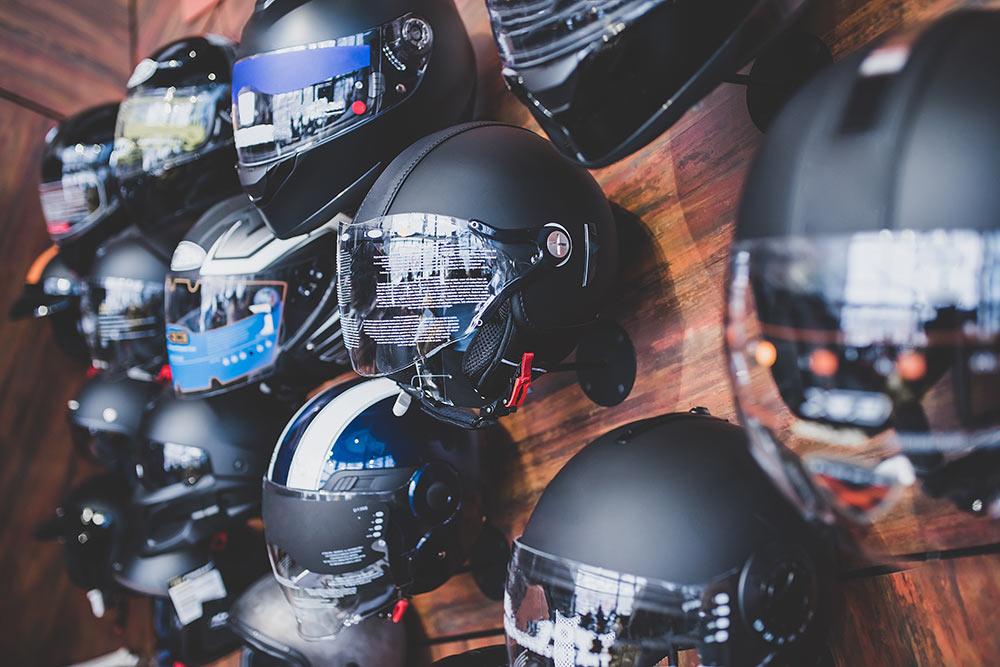 Tienda de ropa de moto pirata motos