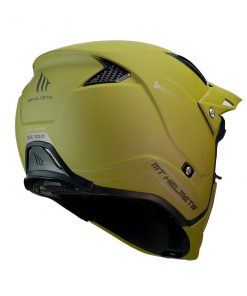 Casco MT STREETFIGHTER SV VERDE Convertible