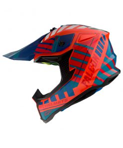 Casco MT FALCON Energy B4 Gloss Not Fluor Orange Off Road