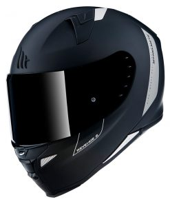Casco MT REVENGE 2 SOLID A1 MATT BLACK Integral