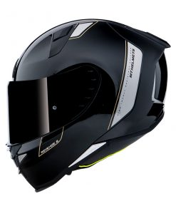 Casco MT REVENGE 2 SOLID A11 GLOSS BLACK Integral