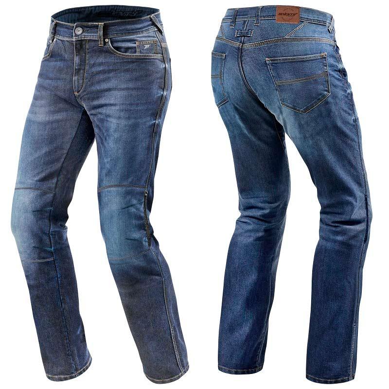 Pantalon Vaquero Seventy Degrees Sd Pj2 Regular Fit Hombre Azul