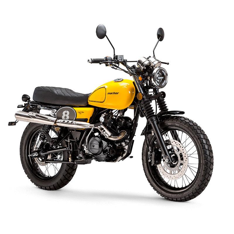 pirata motos macbor eight mile 125